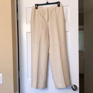 Ann Taylor silk trouser